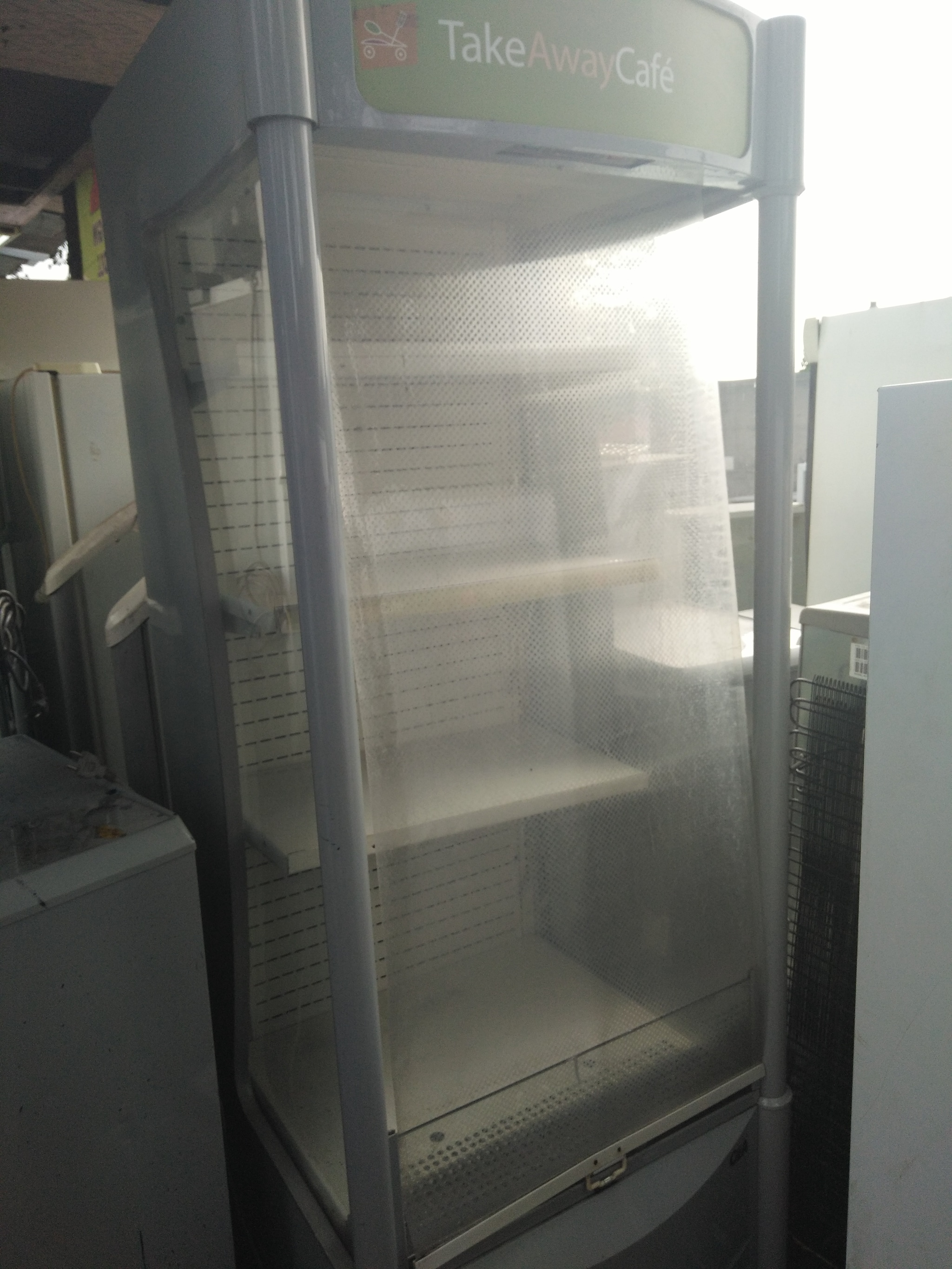 MULTIDECK OPENED CHILLER (SEKEN)