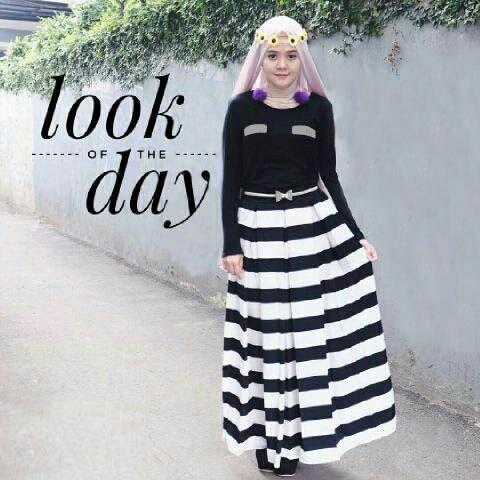 Hijab Maxy Salur Adinda
