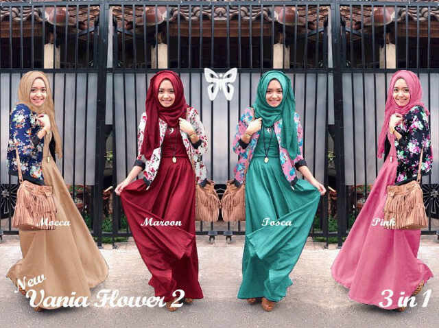 Maxi Hijab Vania
