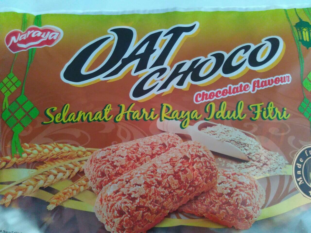 Jual Oat Choco Naraya Rasa Cokelat Isi 40 Noupetea Tokopedia