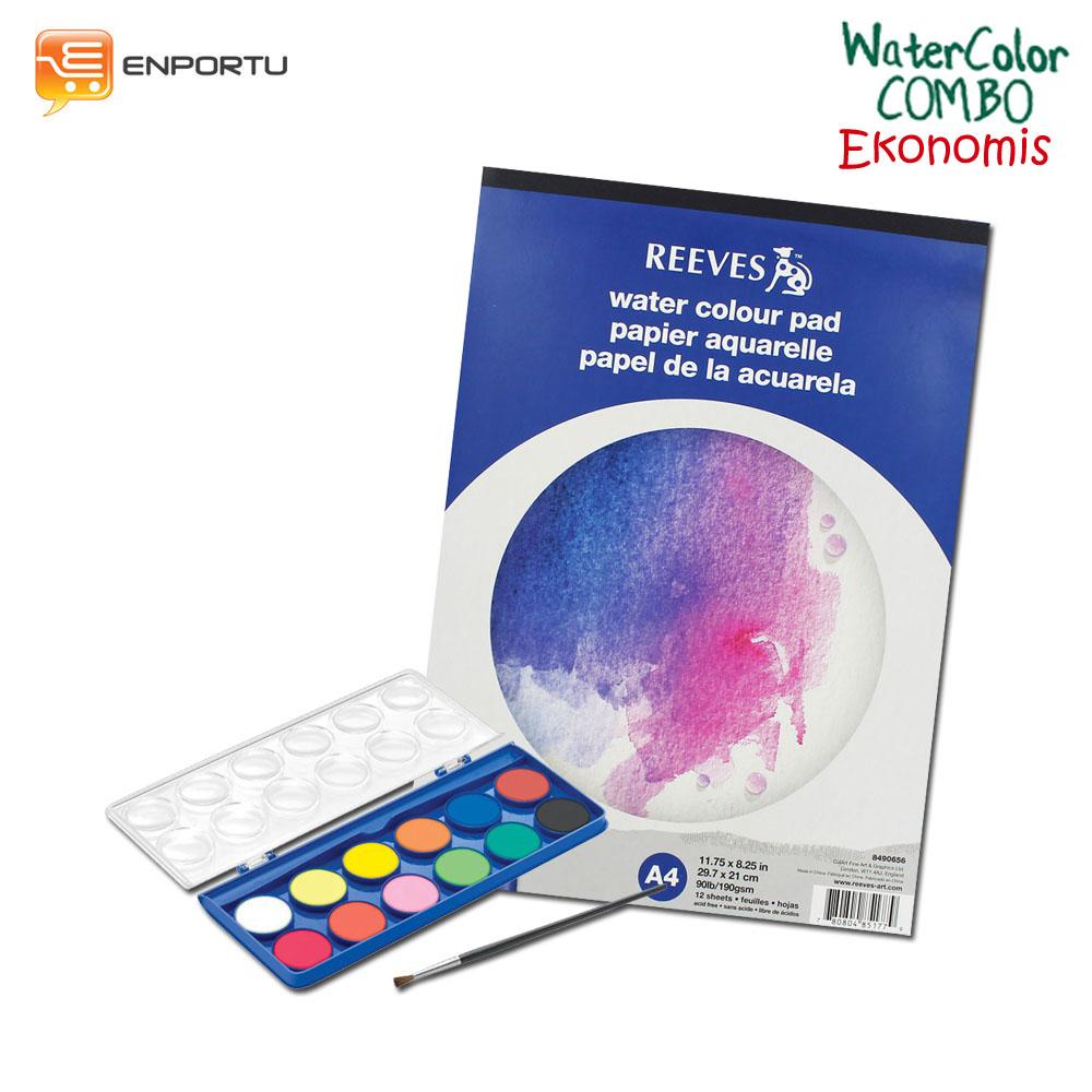 Paket Watercolor Ekonomis