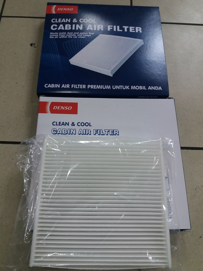 FILTER KABIN / Filter Cabin AC APV ERTIGA SWIFT ; JAZZ FIT CITY LAMA