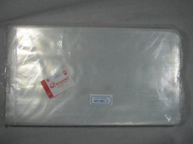 Jual Plastik Kemasan PP Bening Transparan ukr 20cm x