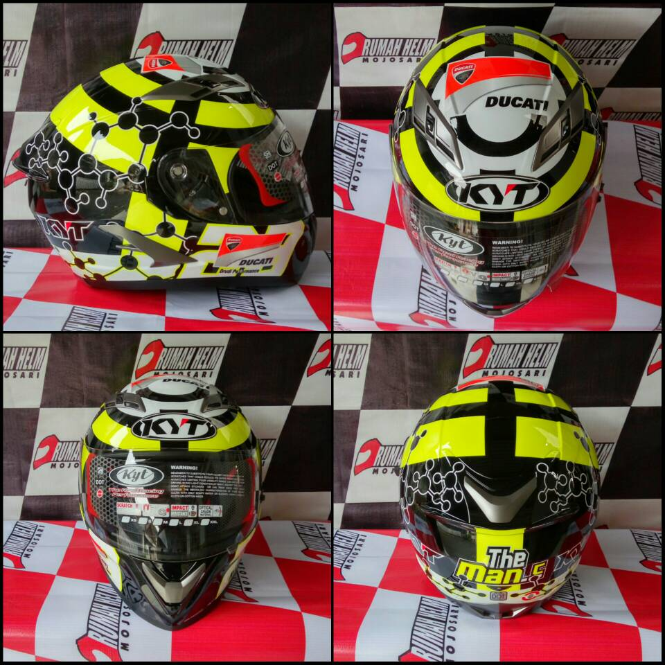 Kyt Iannone Ducati