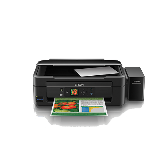 Jual Epson L455 Tabung Tinta Infus Resmi Epson Print