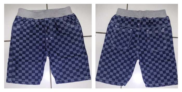 CLKDL8 - Celana Anak Laki Jeans Wash Kotak Murah