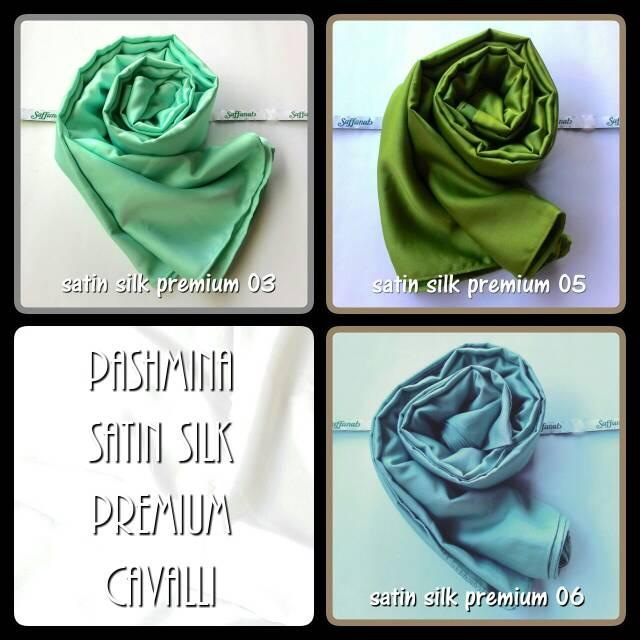Pashmina / Hijab Pure Silk