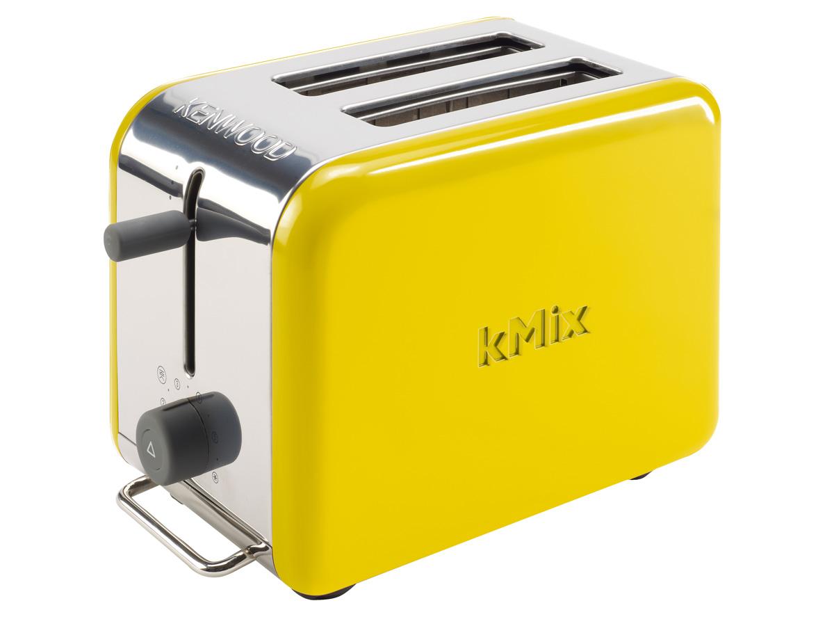 Pemanggang Roti / Toaster KENWOOD TTM028 Yellow