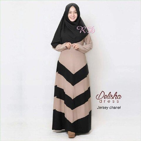 Baju Hijab Murah New Delisha
