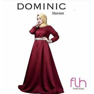 Baju Hijab Murah Dominic Hijab