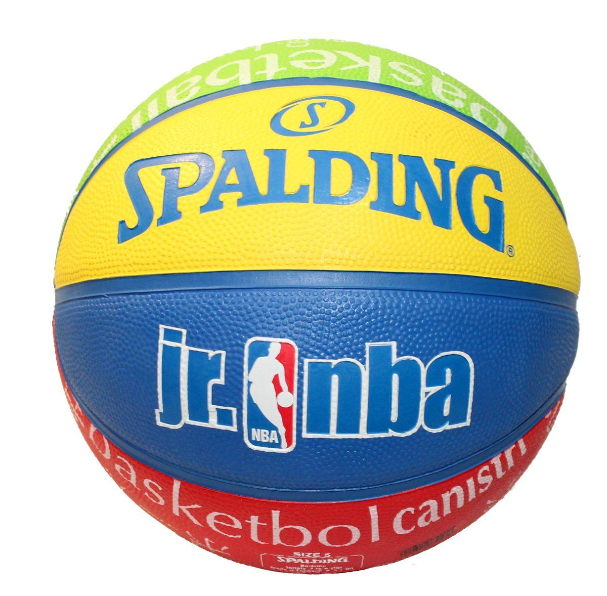 Jual BOLA BASKET SPALDING jr NBA Ukuran 5 - Bugis Store ...