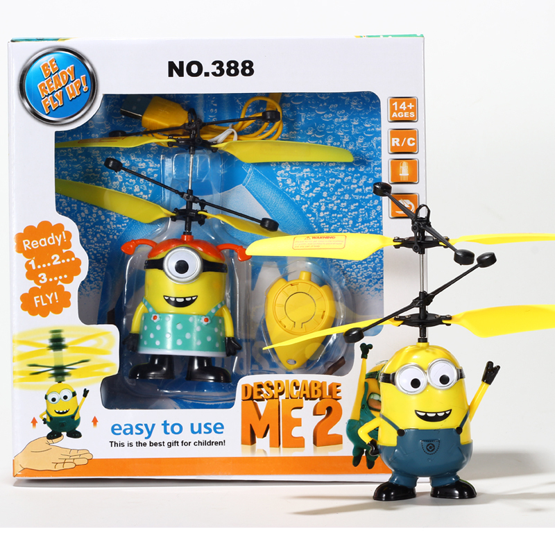 Flying Minion Super Hero 388