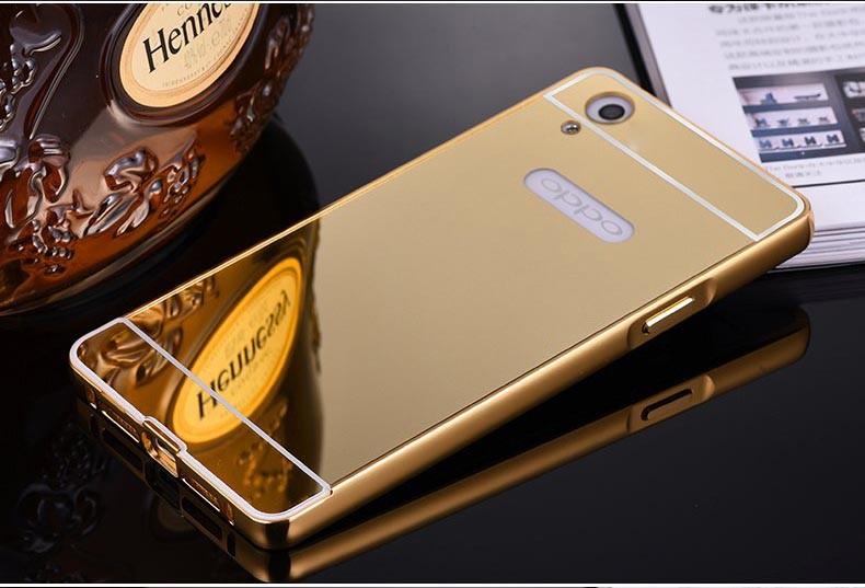 Buy & Sell Cheapest F1S CASE CERMIN Best Quality Product Deals Source · Kelebihan Bumper Mirror Casing untuk Oppo F1 Selfie Expert