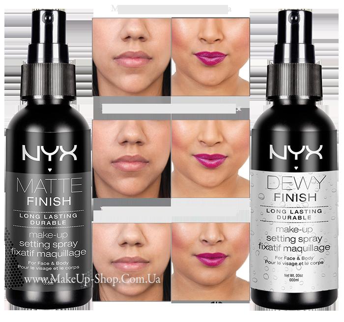 Nyx Makeup Setting Spray Matte Vs Dewy Makeup Vidalondon
