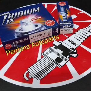 Busi Honda Jazz VTEC - NGK Iridium IX ZFR6FIX-11