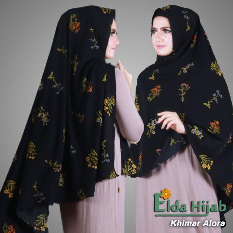 KHIMAR ALORA by Elda Hijab