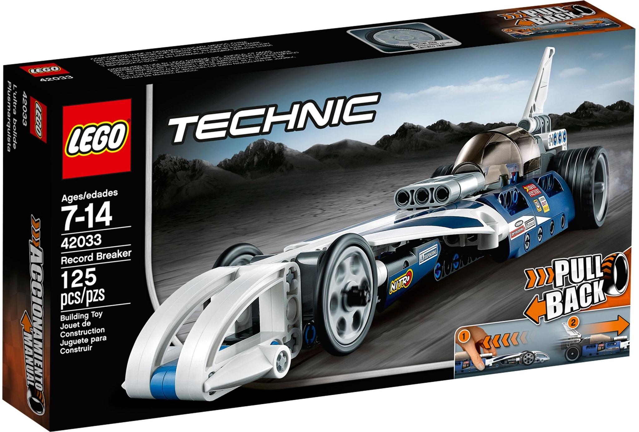 LEGO 42033 - Technic - Record Breaker