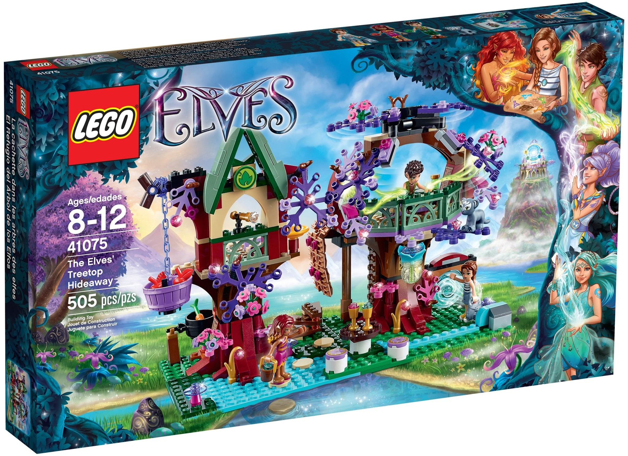 LEGO 41075 - Elves - The Elves' Treetop Hideaway