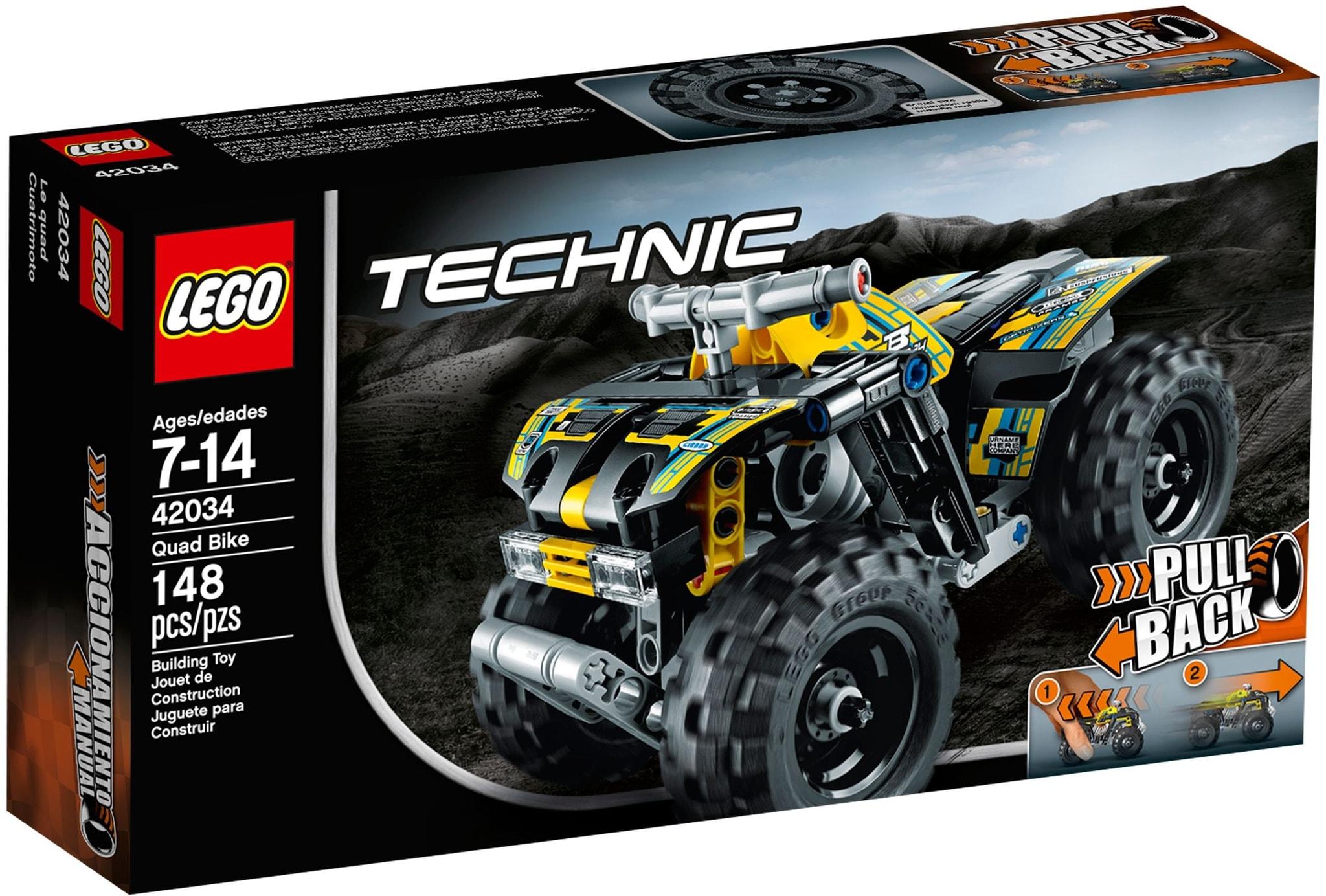 LEGO 42034 - Technic - Quad Bike