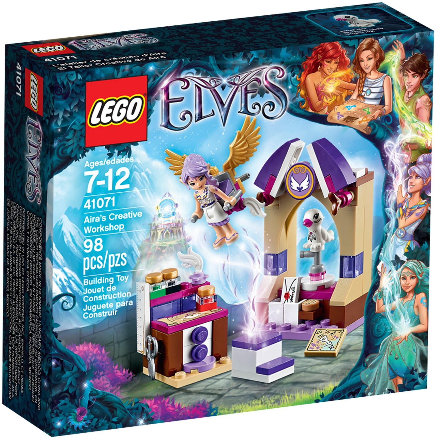 LEGO 41071 - Elves - Aira's Creative Workshop