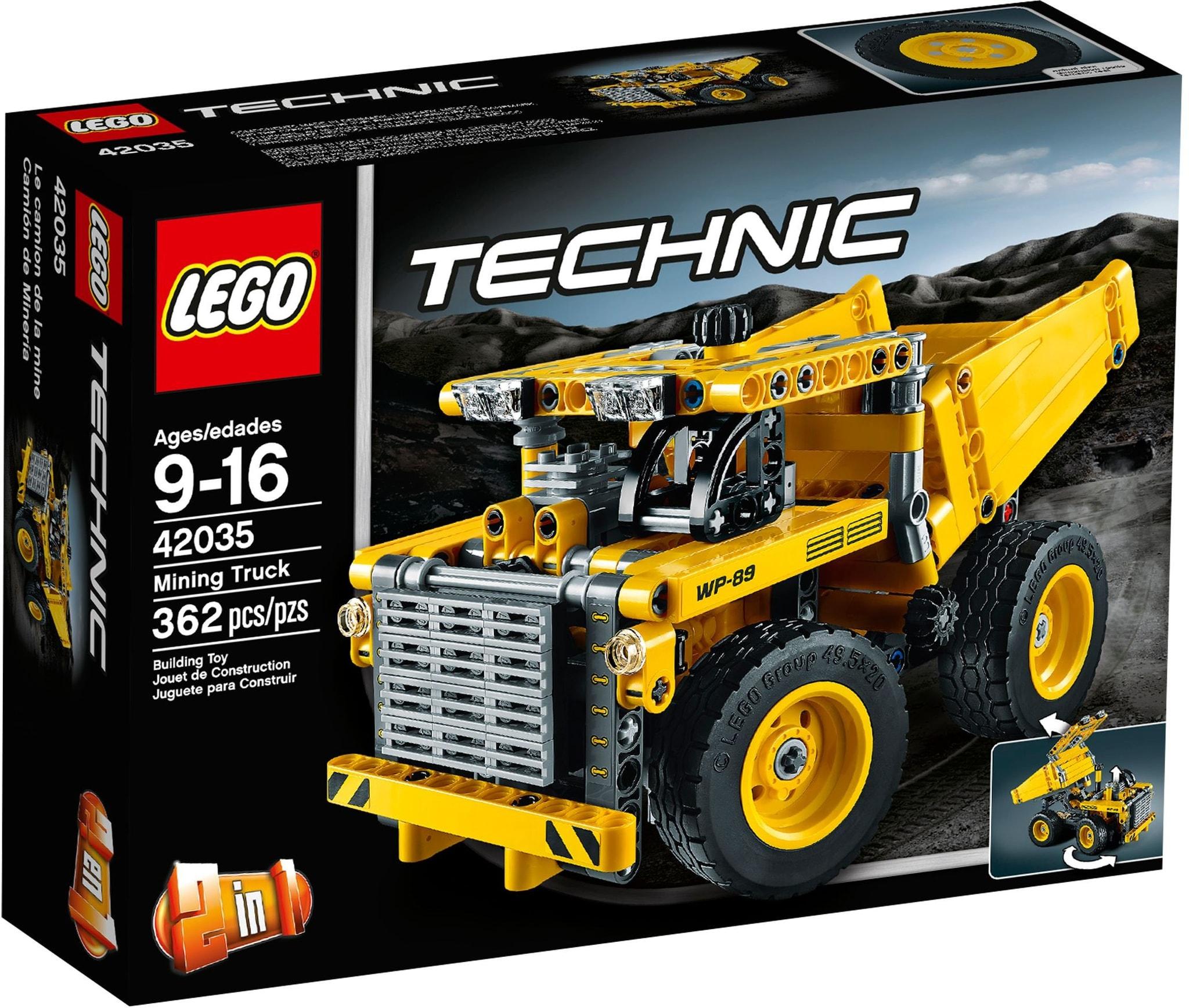 LEGO 42035 - Technic - Mining Truck