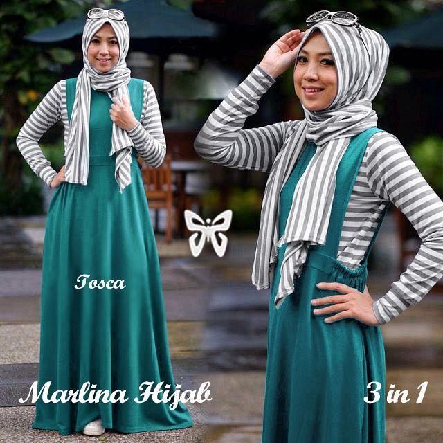 S 3in1 Marlina Hijab Tosca