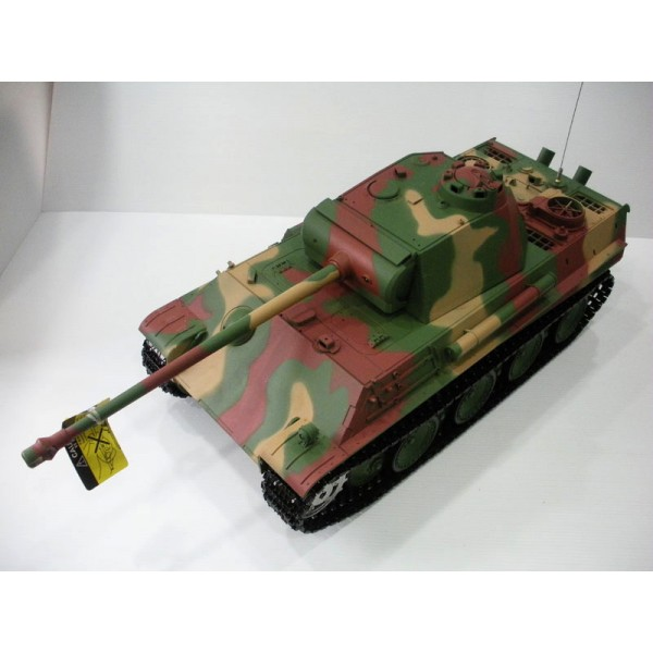 Heng Long German Panther 1:16 (Smoke & Sound)