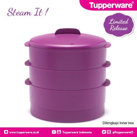 Steam It (Ungu)