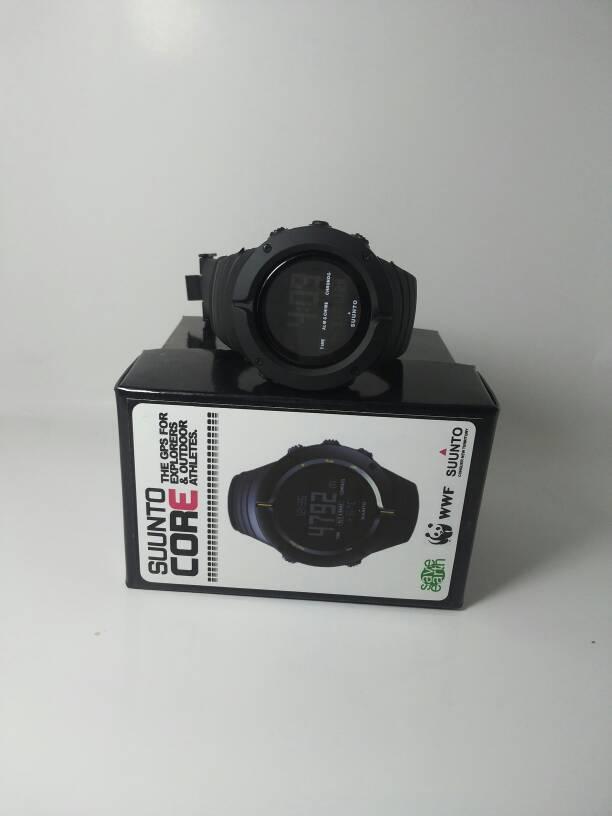 jam tangan SUUNTO core fullblack