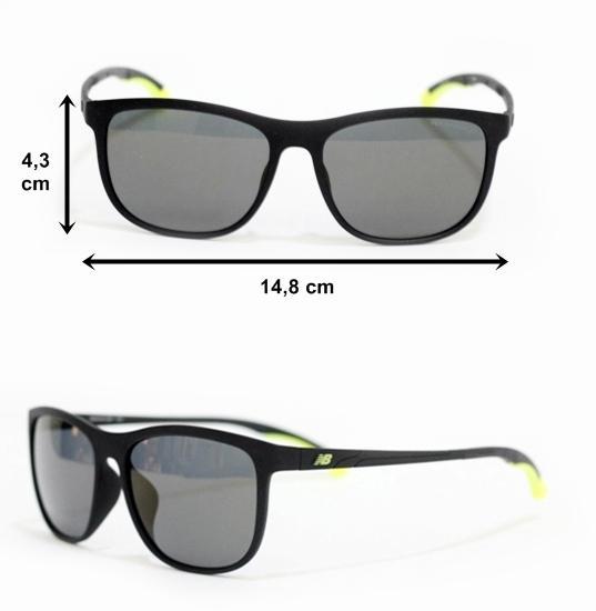 d2b774aefb Jual Sunglasses ORIGINAL New Balance NB08052 Black Doff - DKI ...