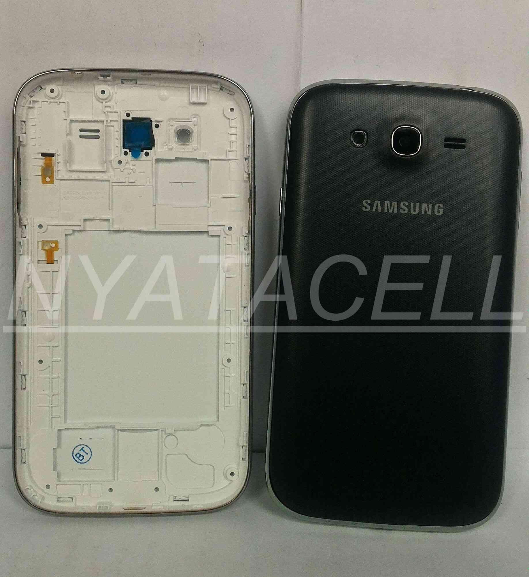 Jual Casing Fullset Samsung Galaxy Grand Neo I9060 Original Housing Plus Bezel Nyatacell Tokopedia