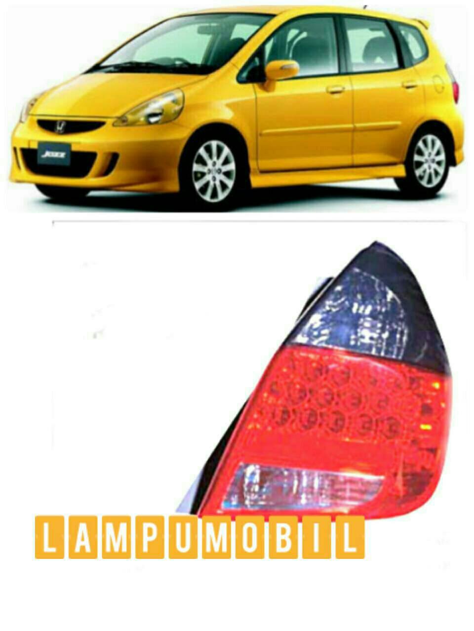 Lampu Belakang Honda Jazz tahun 2006+ LED