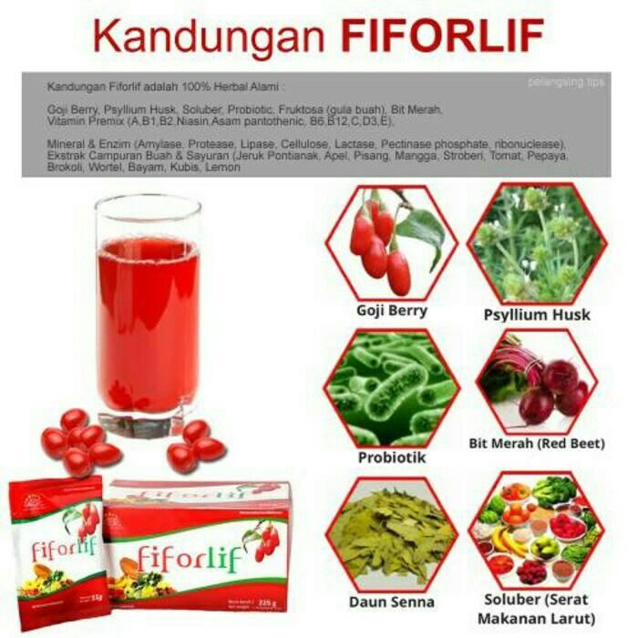 Distributor Fiforlif di Bali Kab. Tabanan Kediri Kediri