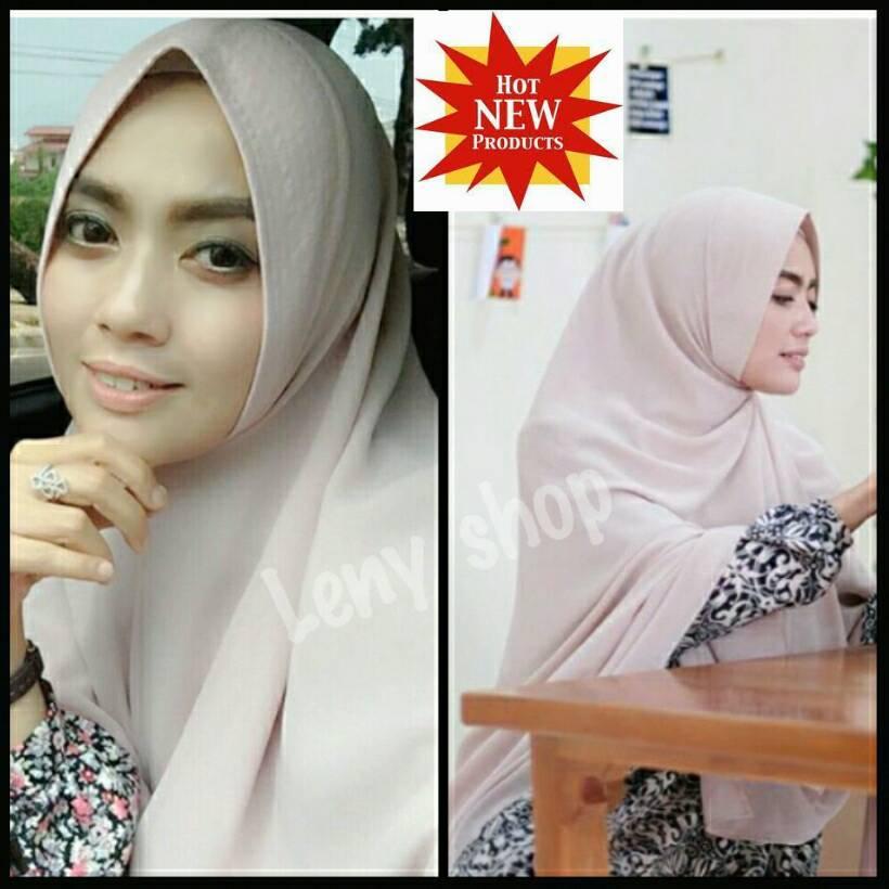 Hijab Khimar Jumbo Ceruti