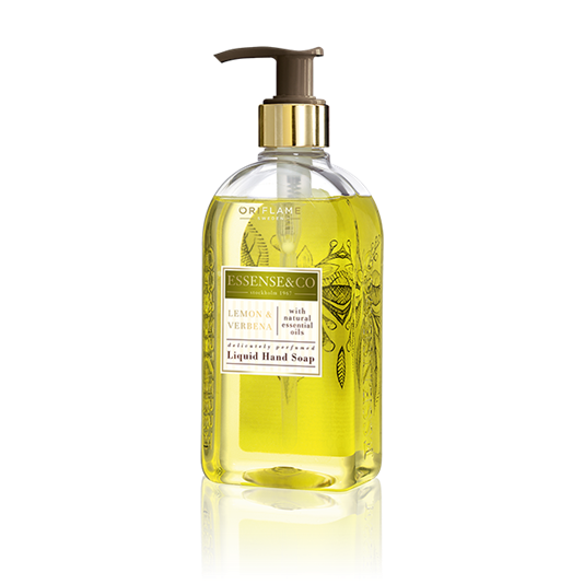 Essense&Co Lemon & Verbena Liquid Hand Soap