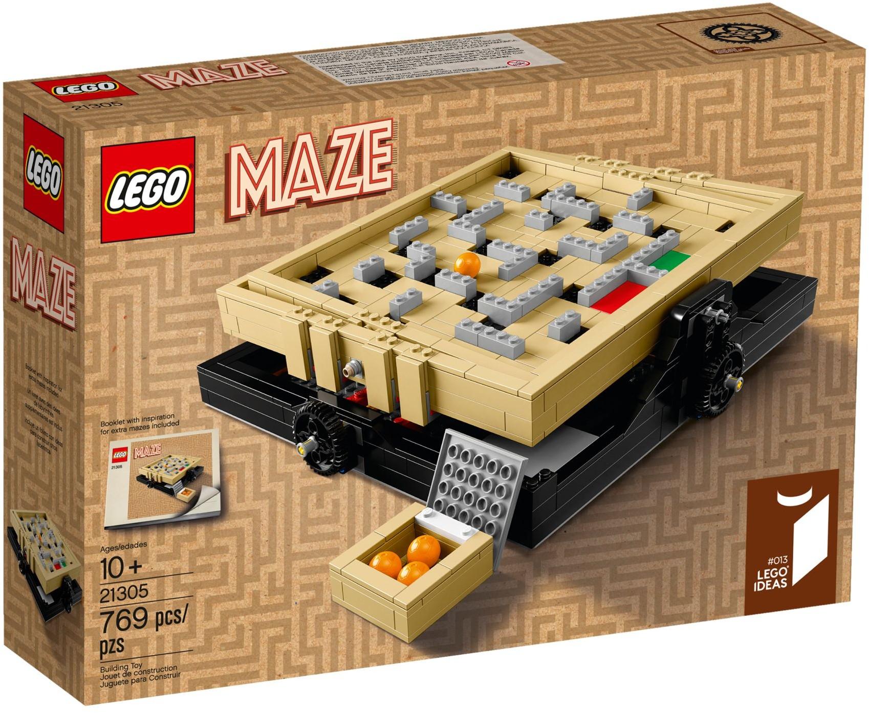 LEGO 21305 IDEAS Maze
