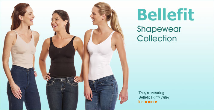 549ecd3ca4374 Jual Bellefit Tighty Wifey Compression Tank - Shopatnadine