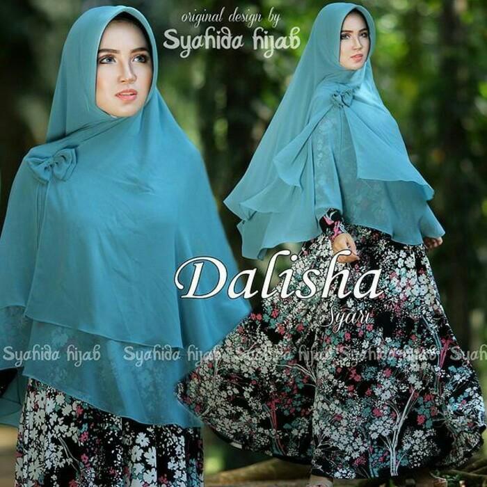 Kerudung / Hijab Syar'i Cantik 0081