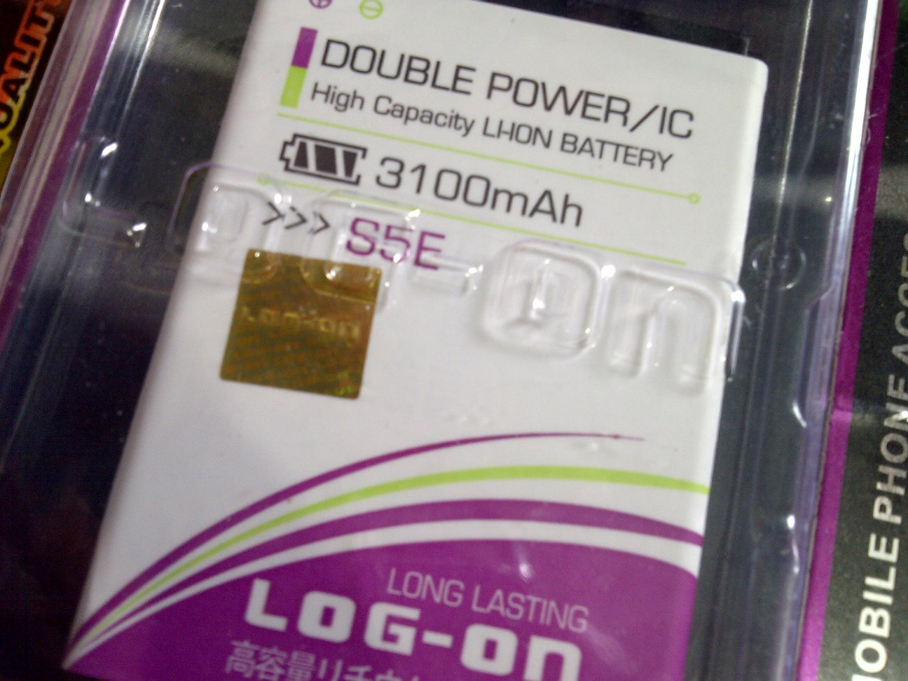Dailyline Baterai Double Power Super One Advan S5F. Source · Jual battery .
