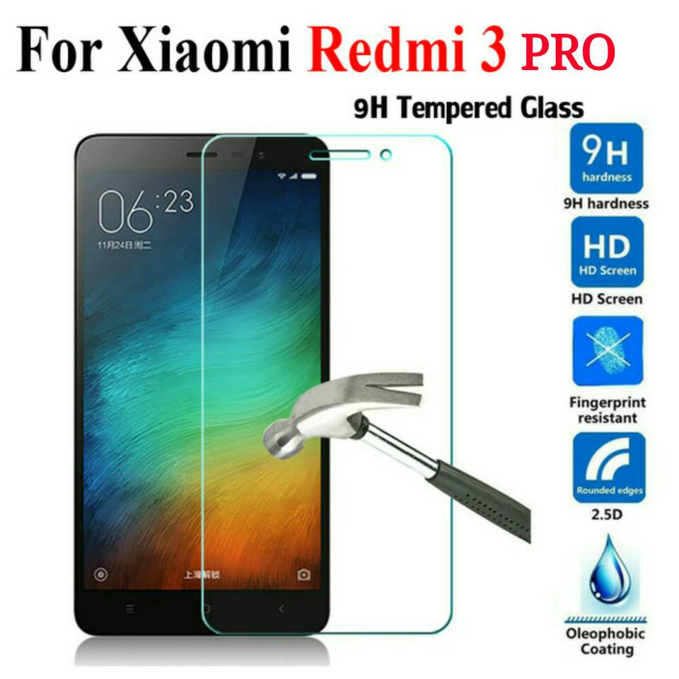 Tempered Glass Anti Gores Kaca Redmi Note 3 Pro Daftar Update Temperred Jual Xiaomi Dam Shop Tokopedia