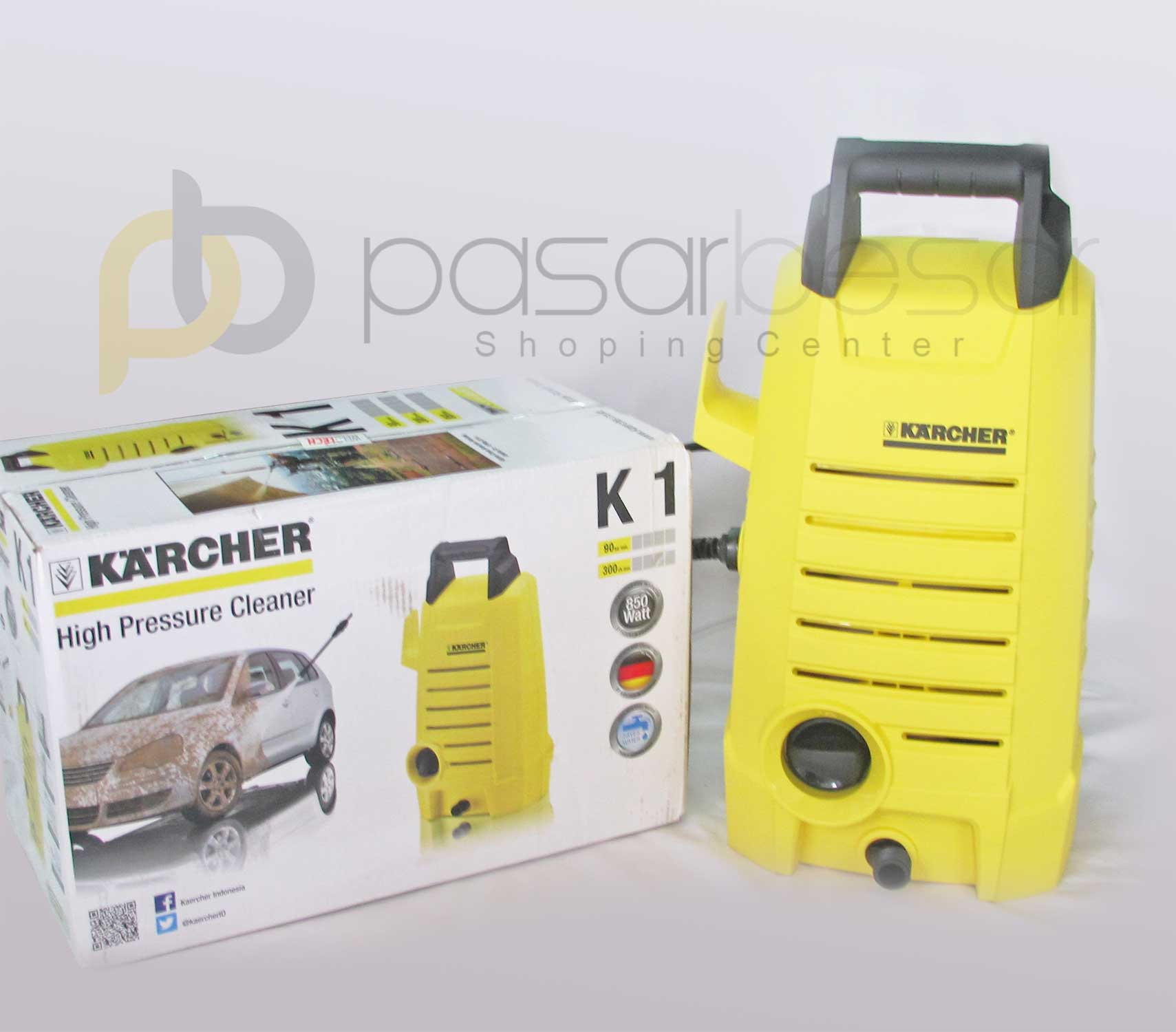 Mesin Cuci Mobil Motor Karcher K1 Jet Cleaner High Pressure Washer  Tertinggi 160psi Tekanan Yg Tidak Buat Cat Rusak Alat Ac Steam Tinggi Water Jual Pasarbesar Tokopedia