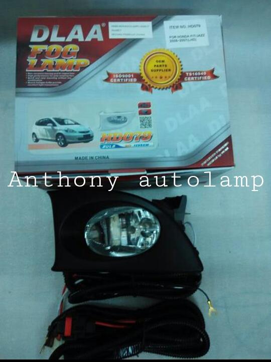 Foglamp Jazz 2006/Fog Lamp Jazz/Lampu Bemper Jazz