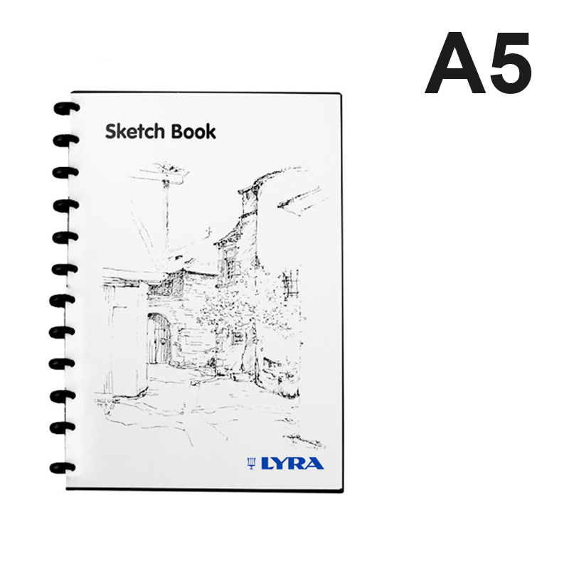 lyra sketch book a5 isi 32