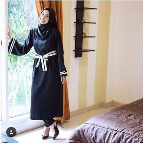 Baju Hijab Murah Claudy Tunik