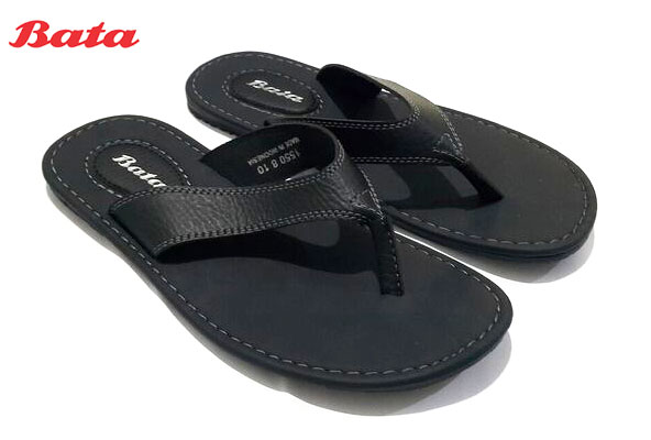 Jual Bata Men Summer 6810 Sandal Jepit Pria Hitam