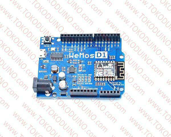 Jual wemos d esp wifi based arduino compatible board