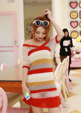 colourful dress -776626