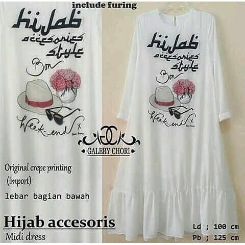 Baju Muslim Murah Terbaru Hijab Accesoris