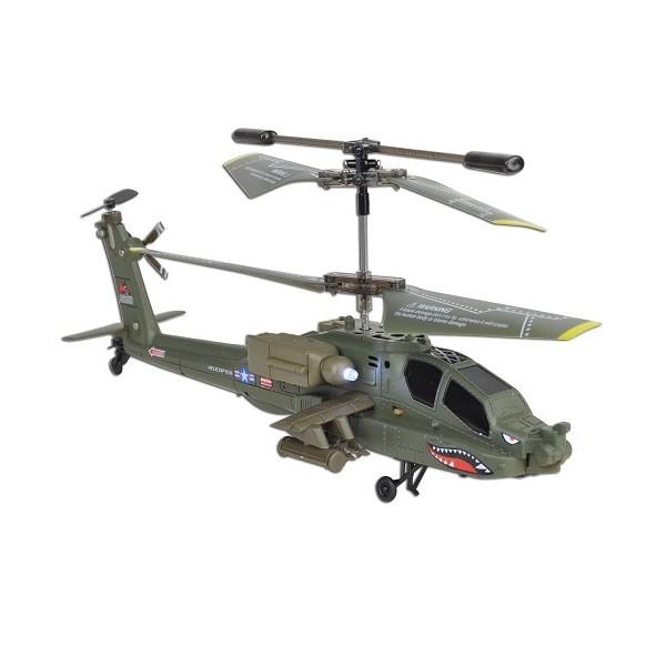 Syma S109G AH-64 Apache mini 3.5 Ch RC Helicopter w/Gyro