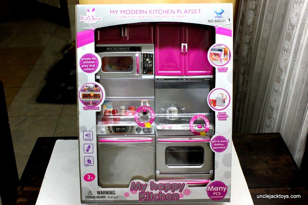 Jual mainan anak my modern kitchen playset uncle jack for My modern kitchen